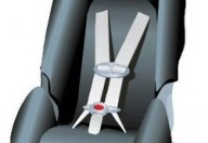 Nuove norme per il trasporto dei bambini in auto