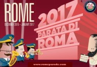 New Year's Day Parade a Roma e alla vicina Frascati