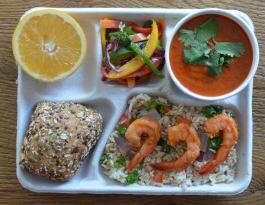 Sana alimentazione per essere bravi a scuola