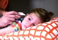 Come misurare la febbre ad un bambino piccolo