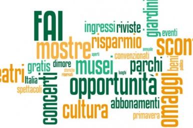 Le Giornate FAI di primavera per conoscere l'Italia