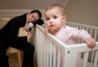 Cosa fare quando il bimbo non vuole dormire