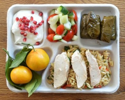 pranzo a scuola