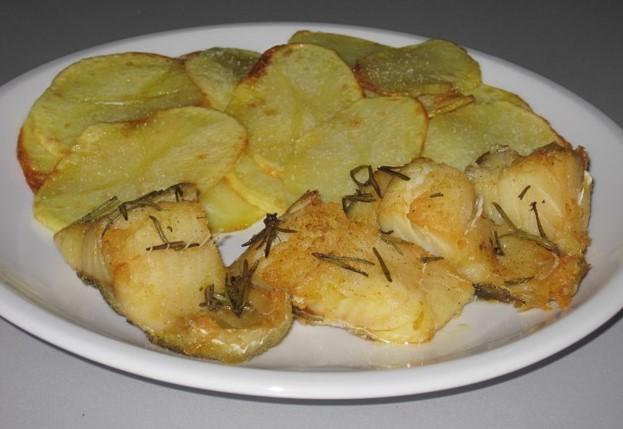 Julienne di baccalà e patate