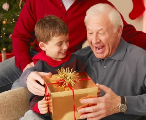 nonni e natale