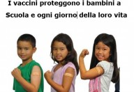 Vaccinazioni e scuola: certificato, prenotazione o sanzioni