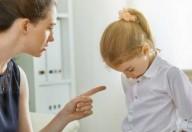 L'importanza delle regole per i bambini, punire non è utile