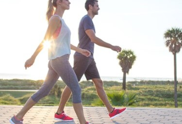 Camminare facilita la possibilità di attivare una gravidanza