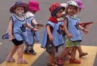 Scuola a piedi, educhiamoli al rispetto delle norme