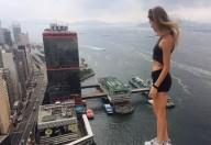Tra selfie estremi e prove di coraggio la vita vola via