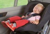 Seggiolini auto per bambini, la nuova legge