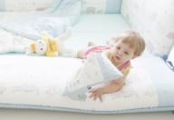 Cadute dal letto, la più frequente causa di traumi