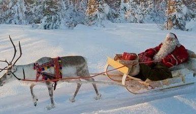 Ilda aiuta Babbo Natale