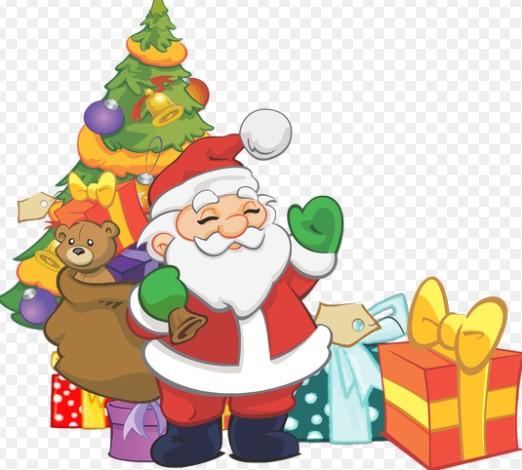 Letterina per Babbo Natale