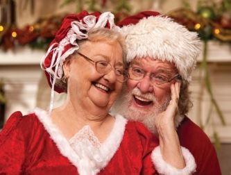 Signora Santa Claus