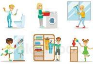 Ragazzini e adolescenti: è giusto aiutare in casa