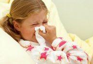 Raffreddore, quali rimedi adatti ai bambini
