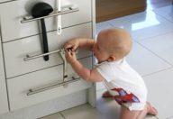Proteggiamo i bambini dagli incidenti casalinghi
