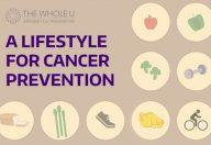 La prevenzione del cancro passa dagli stili di vita
