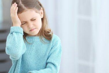 Emicrania: anche i bambini ne soffrono