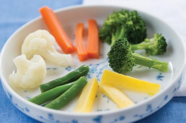 educare al cibo sano