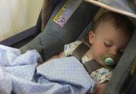 Seggiolini bambini antiabbandono: finalmente è legge