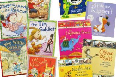 Libri da regalare ai bambini per Natale