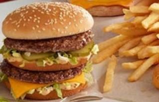 Il cibo spazzatura può rendere infertili i ragazzi