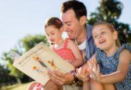 Leggere insieme ai bambini, perché fa così bene