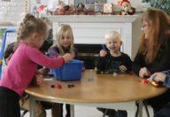 Cosa fare in casa con i bambini al tempo del Coronavirus