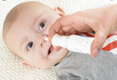 pulizia del naso neonati