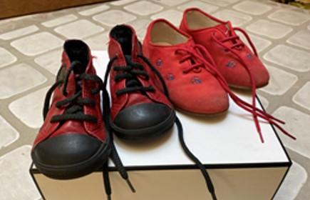calzature per i più piccoli