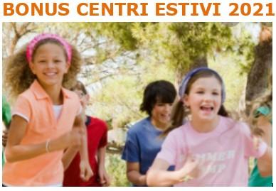 bonus centri estivi 2021