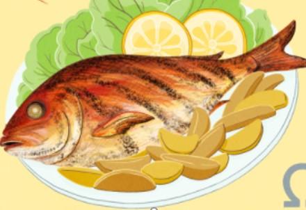 il pesce nell'alimentazione dei bambini