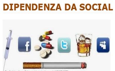 dipendenza dai social