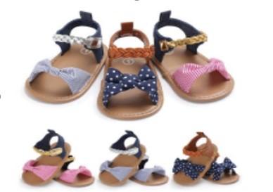 le scarpe estive per i più piccoli