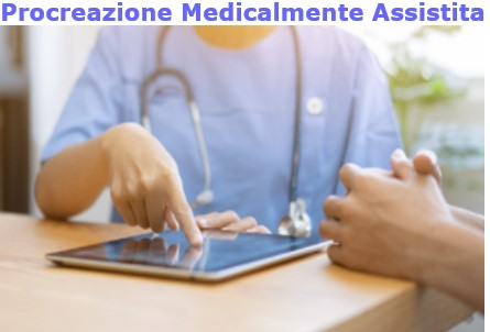 procreazione medicamente assistita