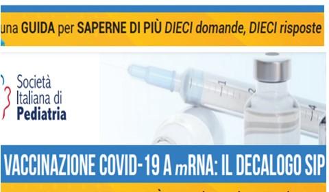 decalogo vaccino covid