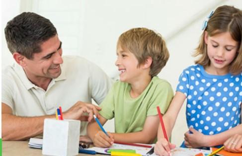 supportare i bambini nello studio