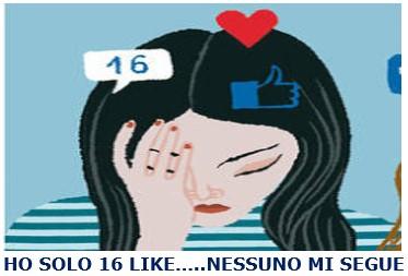 social media dannosi