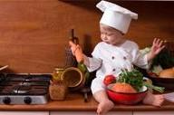 Imparare mangiando con i figli